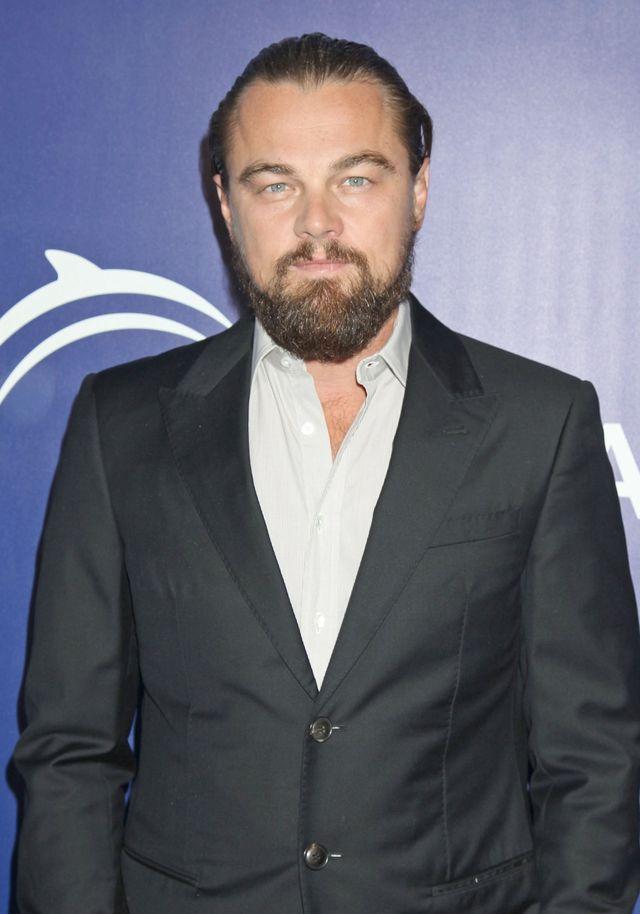 Leonardo DiCaprio zosta� brodaczem (FOTO)