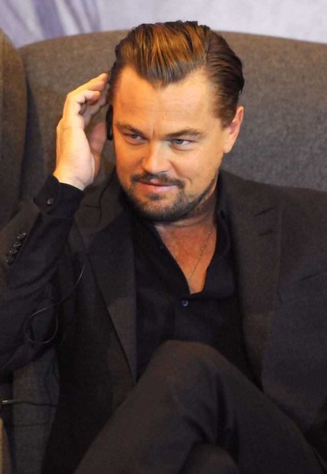 I kiedy my�leli�my, �e Leo DiCaprio nie mo�e by� s�odszy...