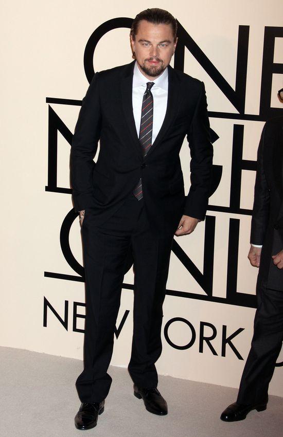 Leonardo DiCarpio, idealny mężczyzna Toni Garrn