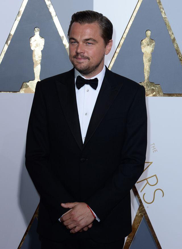 Leonardo DiCaprio W KOŃCU dostał Oscara