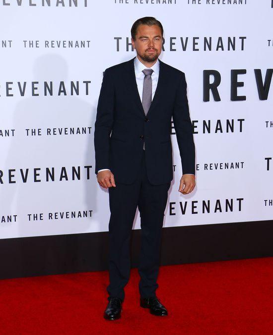 Leonardo DiCaprio znowu TO zrobił!