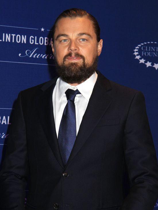 Leonardo Dicaprio nie zaskakuje w wyborach dziewczyn