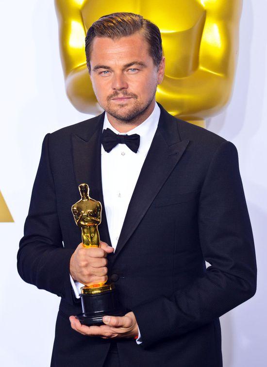 Leonrdo DiCaprio zgubił Oscara?