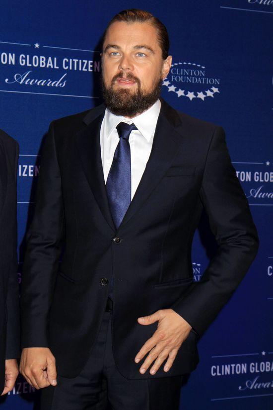 DiCaprio wygrał walkę z tabloidem - nie jest zboczeńcem