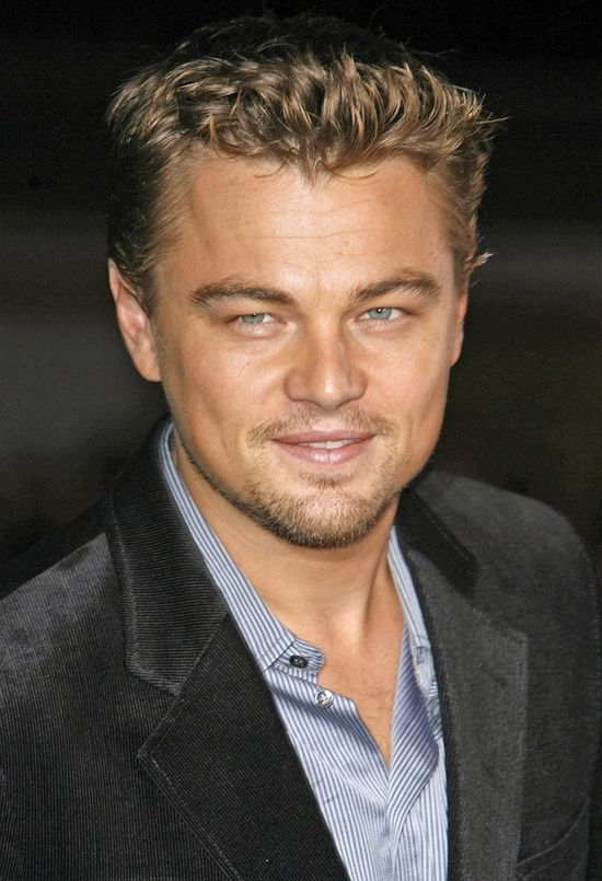 Leonardo DiCaprio jako Christian Grey?