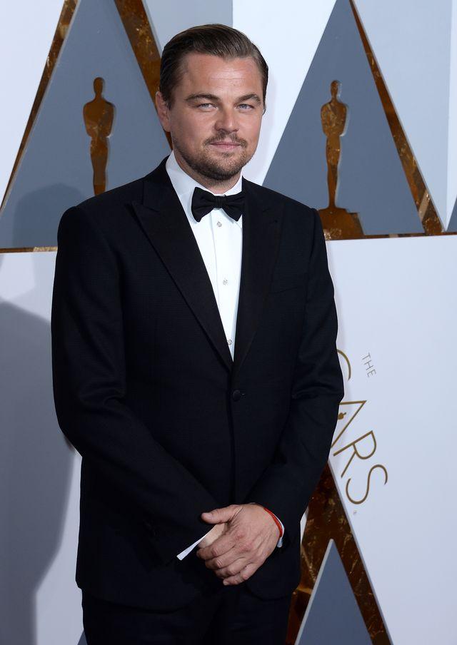 Leonardo DiCaprio W KO�CU dosta� Oscara