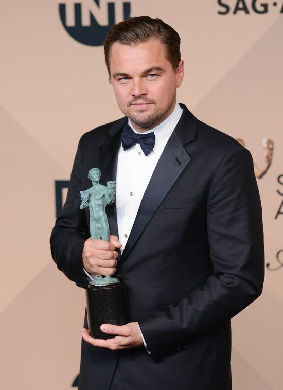 Oscar dla Leonardo DiCaprio? Bukmacherzy ju� wiedz�