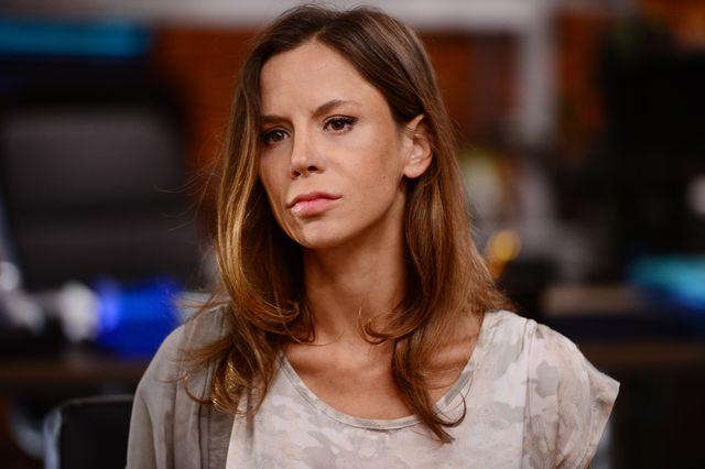 Natalia Lesz na planie komisarza Alexa (FOTO)