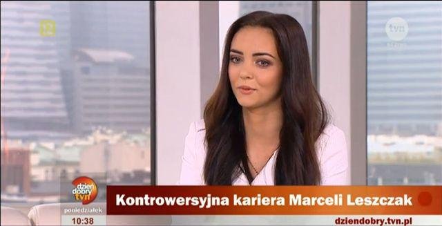 Marcela Leszczak osob�, z kt�rej �miej� si� w Polsce?(VIDEO)