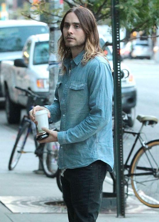 Jared Leto w Nowym Jorku (FOTO)