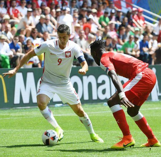 Anna Lewandowska pięknie pogratulowała Robertowi gola