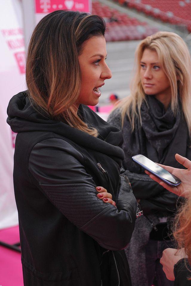 Lewandowska pokaza�a swoje biozakupy