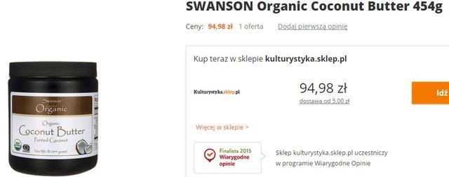 Nie uwierzycie, ile kosztuje ulubione mas�o Lewandowskiej