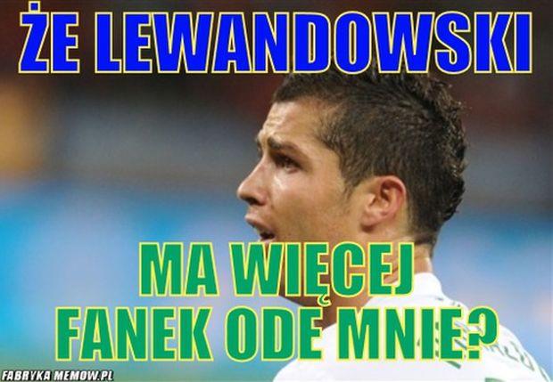 Dziś wieczorem będą polować na nogi Lewandowskiego