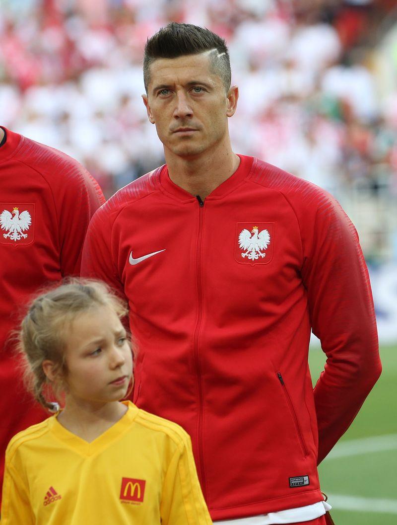 Robert Lewandowski - wzrost, WAGA i trudne początki kariery