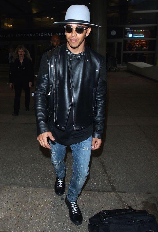 Kendall Jenner poszła na randkę z Lewisem Hamiltonem!