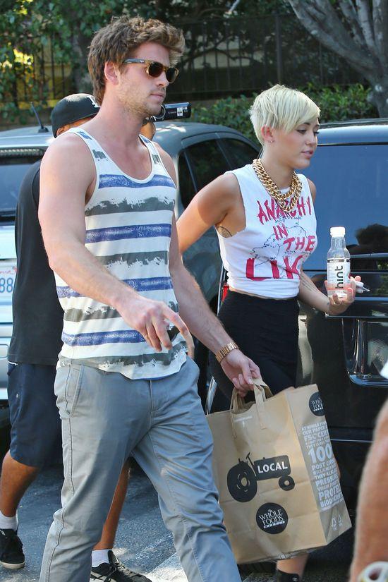 Miley Cyrus wznawia przygotowania do ślubu!