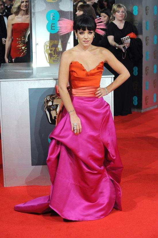 Najbardziej barwne na BAFTA (FOTO)