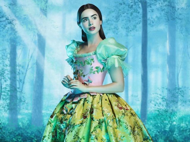 Nowy trailer Królewny Śnieżki z Lily Collins (VIDEO)