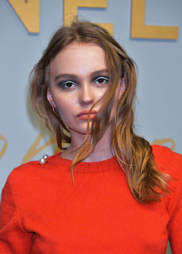 Czy to będzie NAJMODNIEJSZY makijaż tego lata? Lily Rose lansuje trendy ZDJĘCIA