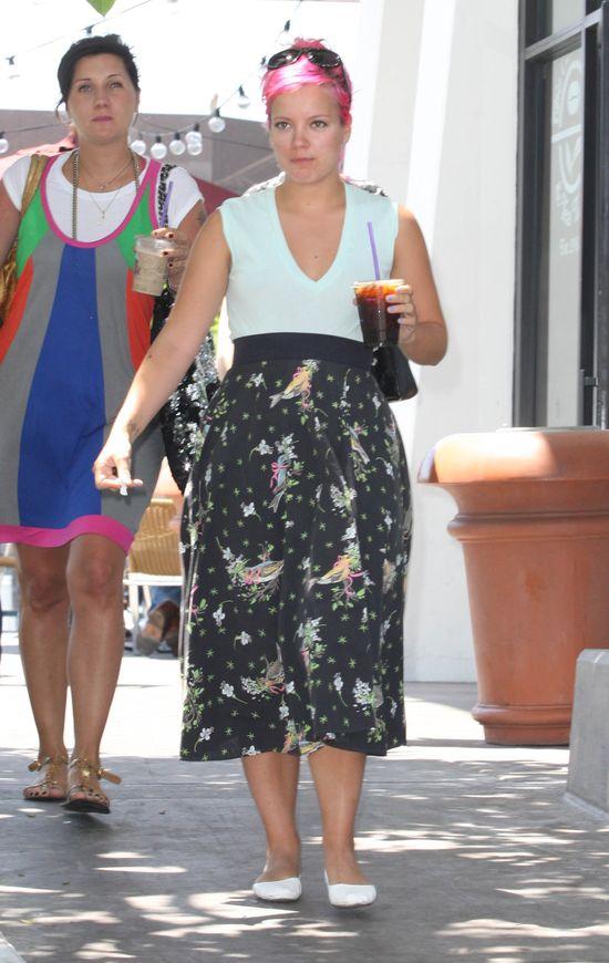 Lily Allen drastycznie schudła! Zrzuciła aż 20 kilogramów!
