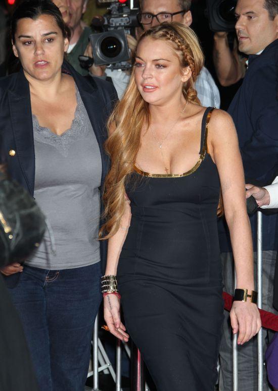 Ziomy z dowyku: Lindsay Lohan i Patricia Krentcil (FOTO)