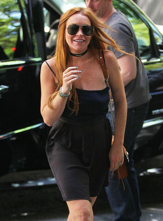 Nowa, lepsza Lindsay Lohan (FOTO)