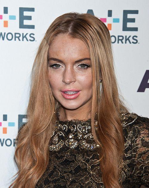 Lindsay Lohan jako Elizabeth Taylor - pierwsze zdjęcie