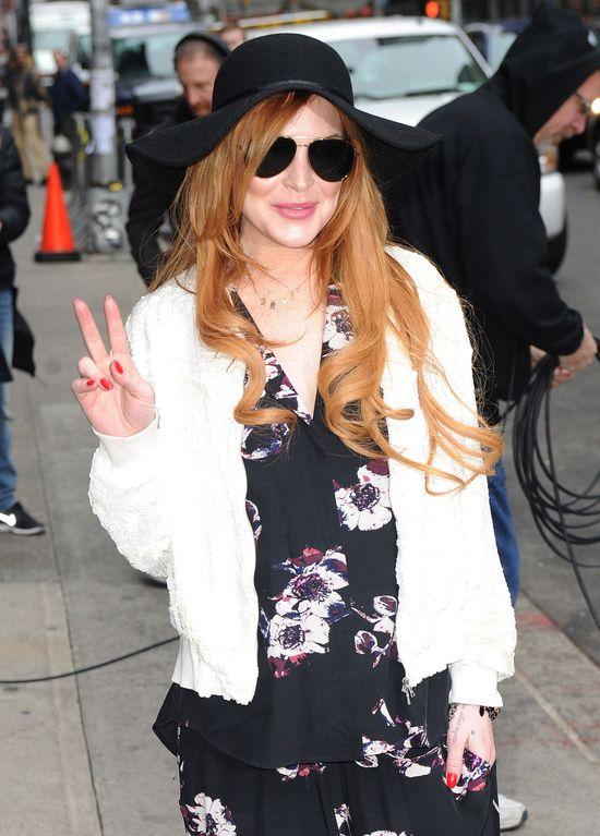 Lindsay Lohan o Lawrnece: Daje d*py za role!
