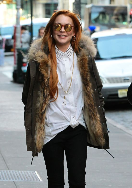 Lindsay Lohan jest bliska bankructwa!