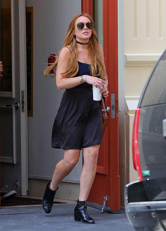 Lindsay Lohan chce otworzyć klinikę leczenia uzależnień