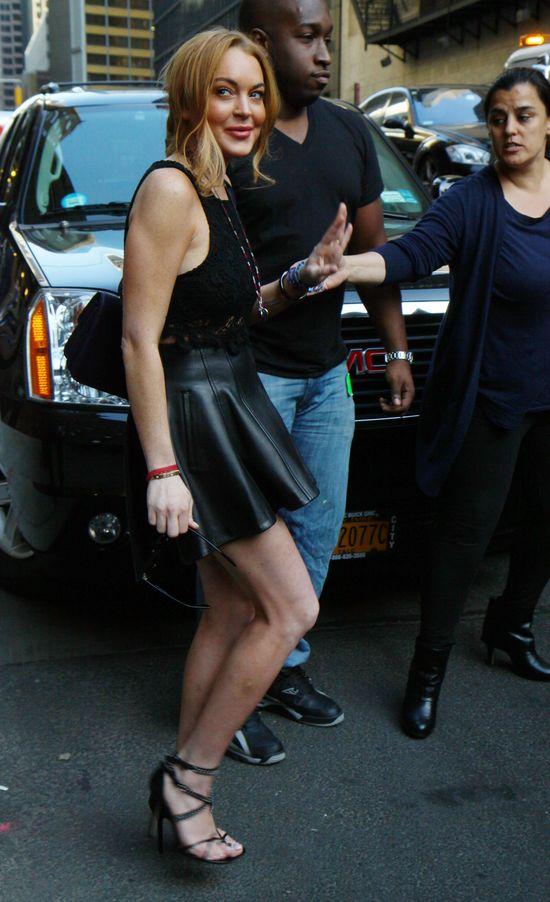 Lindsay Lohan wydawała codziennie 5 000 $ na zakupy online