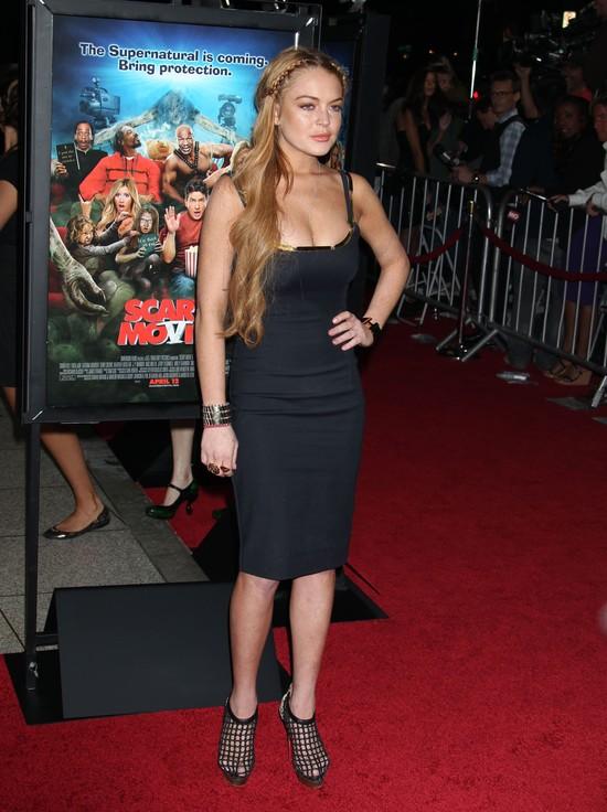 Lindsay Lohan ma jeszcze szansę? (FOTO)
