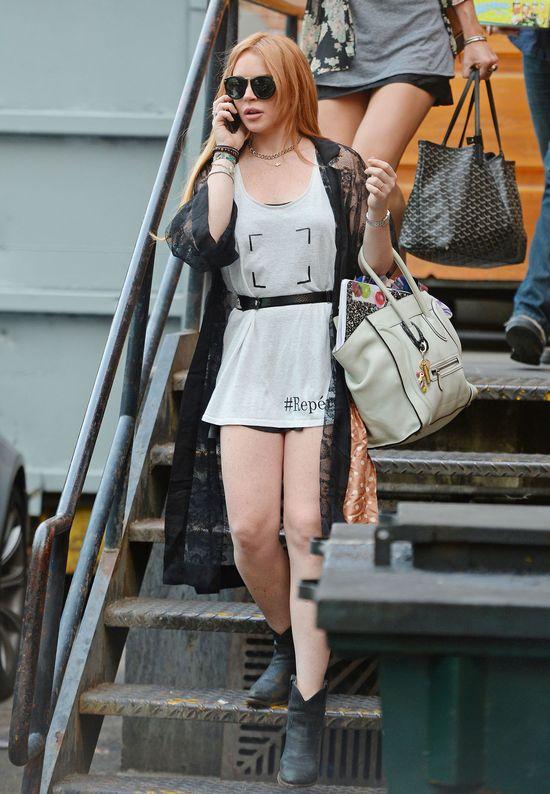 Lindsay Lohan: Moje zdrowie to sprawa najwyższej wagi! FOTO