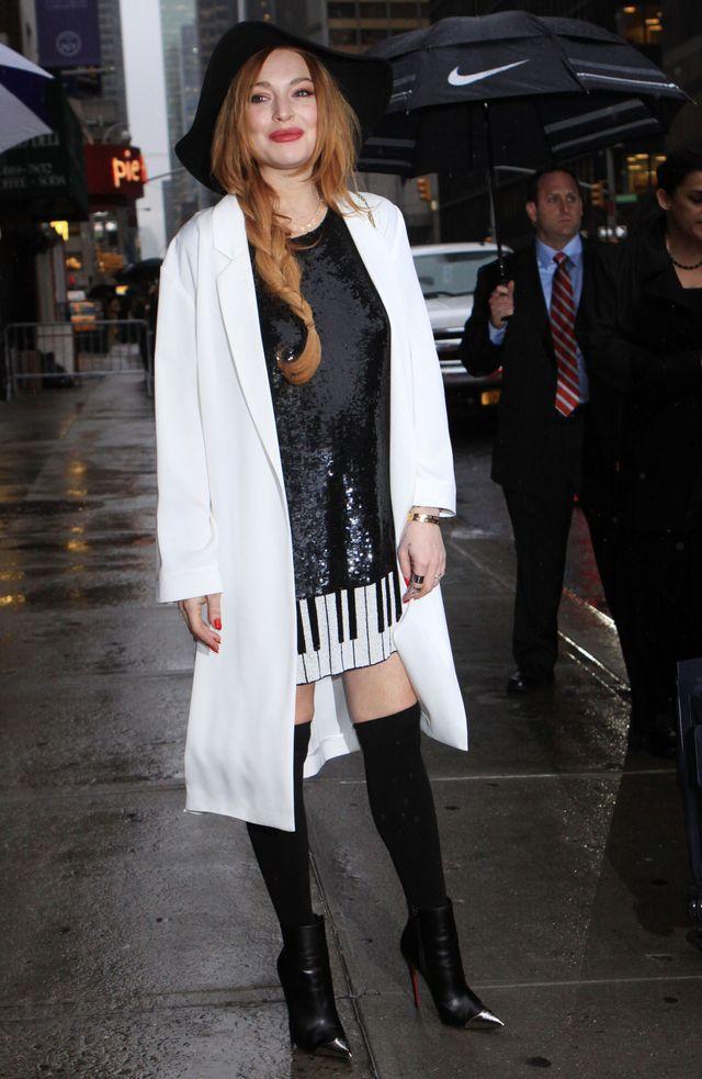 Lindsay Lohan: Poroniłam ciążę