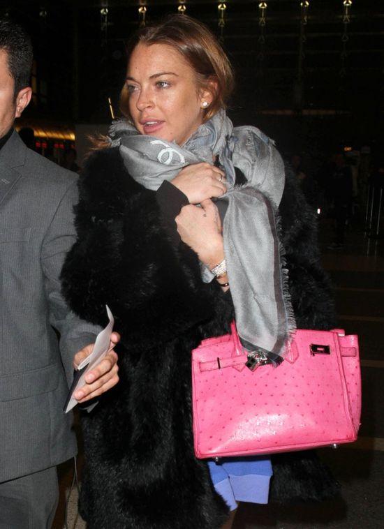 Lindsay Lohan skomentowała zdjęcie Ariany Grande. I to W TAKI SPOSÓB!