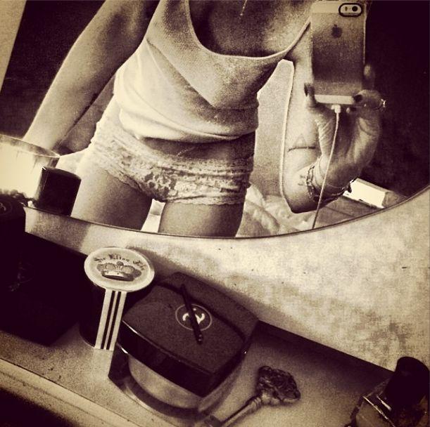 Lindsay Lohan nadal nie jest grzeczn� dziewczynk� (FOTO)