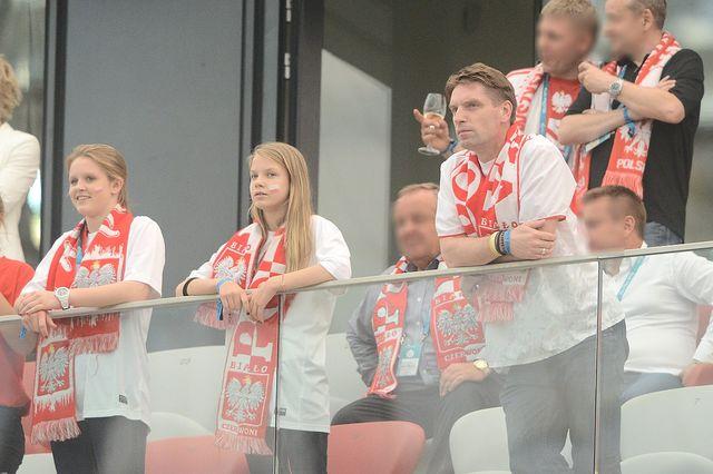 Tomasz Lis musiał uciekać ze stadionu