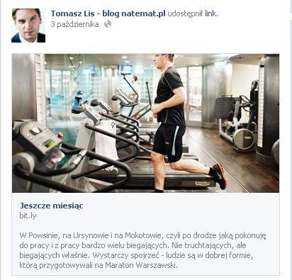 Szymon Majewski wyśmiewa Tomasza Lisa (VIDEO)