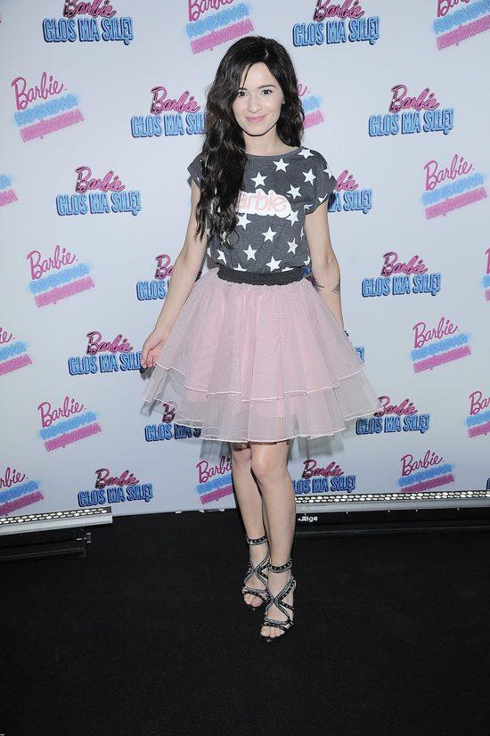 Gwiazdy na premierze Barbie Rockowa Księżniczka (FOTO)