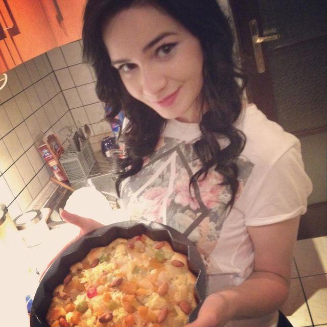 Ewelina Lisowska nieźle sobie radzi w kuchni (FOTO)
