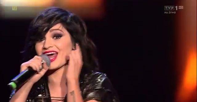 Ewelina Lisowska miała spore problemy na scenie podczas EMA