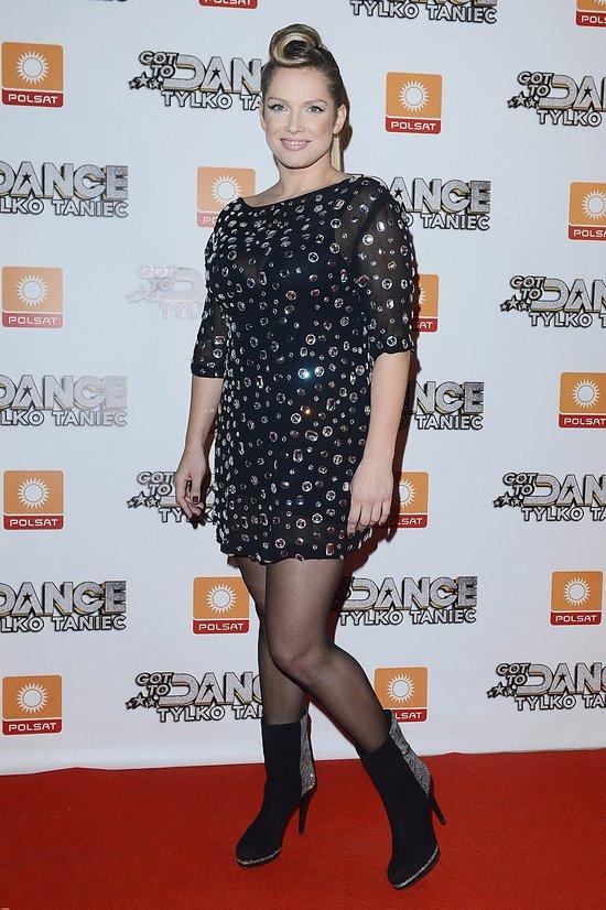 Joanna Liszowska w stylu pin-up girl (FOTO)