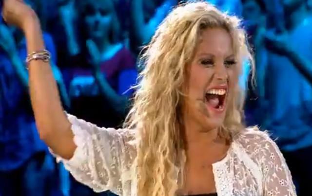 Pierwszy freak w Got to dance - Liszowska aż piszczała!