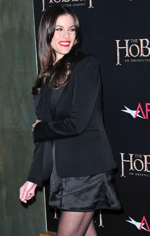 Liv Tyler wśród hobbitów (FOTO)