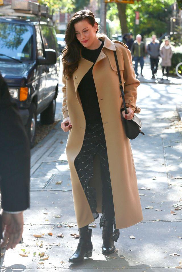 Fani zachwyceni kostiumem Liv Tyler (FOTO)
