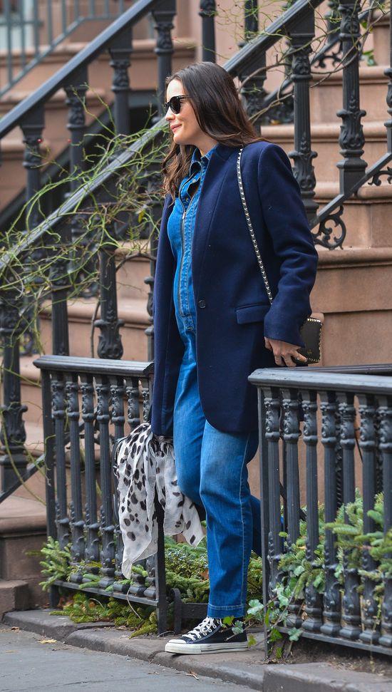 Ciążowy brzuszek Liv Tyler jest już mocno widoczny (FOTO)