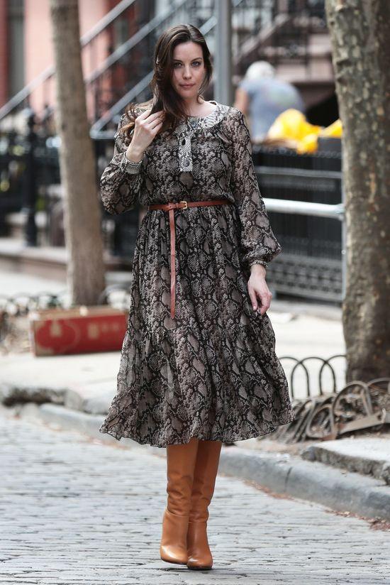 Liv Tyler przytyła? (FOTO)