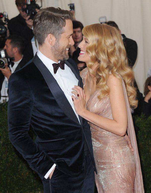 Blake Lively pokazała foto Ryana z córką (Instagram)
