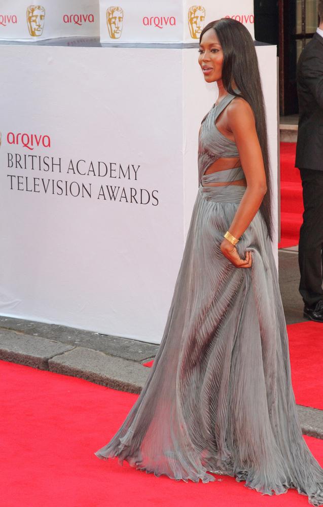 Naomi Campbell jak z obrazka (FOTO)